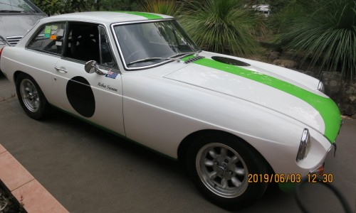 MGCC - Cars for sale